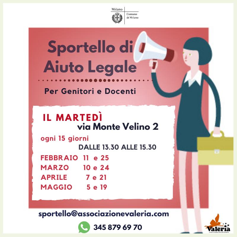 SPORTELLO LEGALE