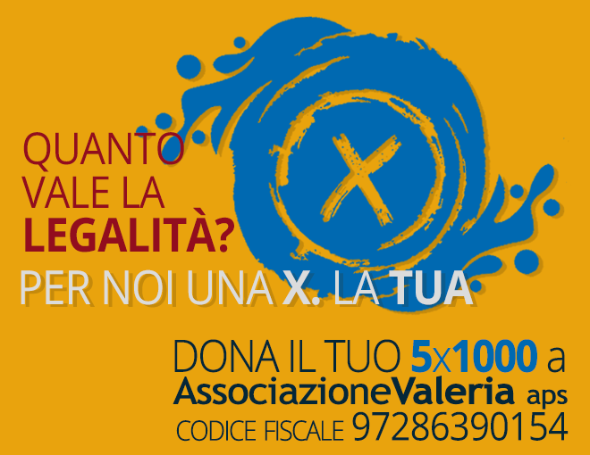 Associazione Valeria banner 5x1000-2021